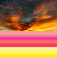 Sunset Stripe 2