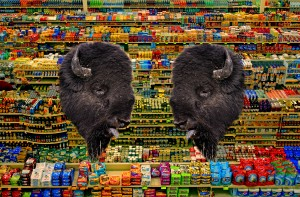 2 Bison Grocery Store
